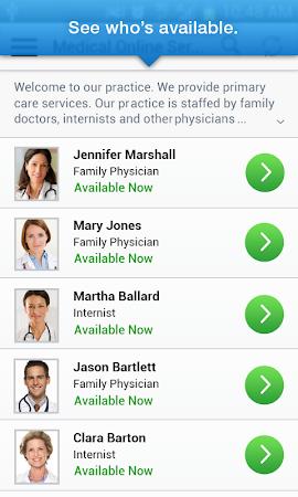 LiveHealth Online Mobile 8.2.0.040_08 screenshot 172139