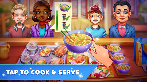 Cooking Fest : The Best Restaurant & Cooking Games screenshots 3