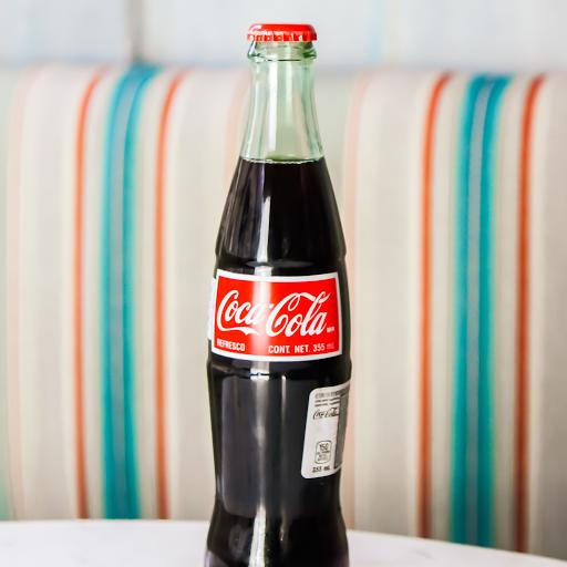 Bottled Coke, 355 ml