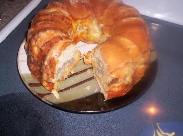 Bundt Pan Breakfast Casserole Recipe