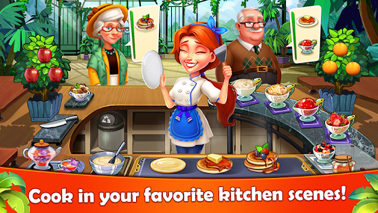 Cooking Joy - Super Cooking Games, Best Cook! Screenshot