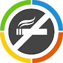 Stop Tobacco Mobile Trainer. Quit Smoking App Free icon