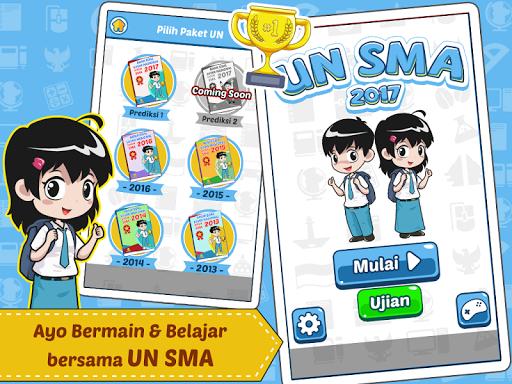 Soal UN SMA 2019 (UNBK) screenshot