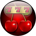 Red Cherry Slot Machine icon