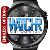 WatchR - Multi Watch Face & Clock Widget