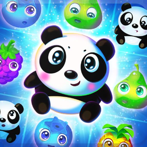 Fruit Panda: Juicy Match (game)