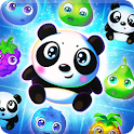 Fruit Panda: Juicy Match