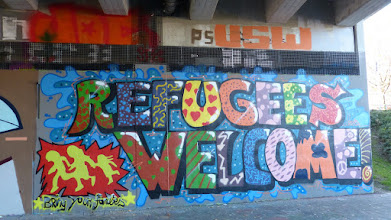 Photo: Refugees Welcome