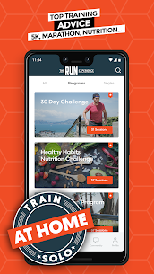 The Run Experience: Running Coach & Home Workouts 1