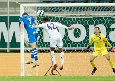 Anderlecht retombe dans ses travers et rate une opportunité en or