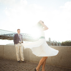 Wedding photographer Yana Mogilevceva (rush). Photo of 04.09.2015