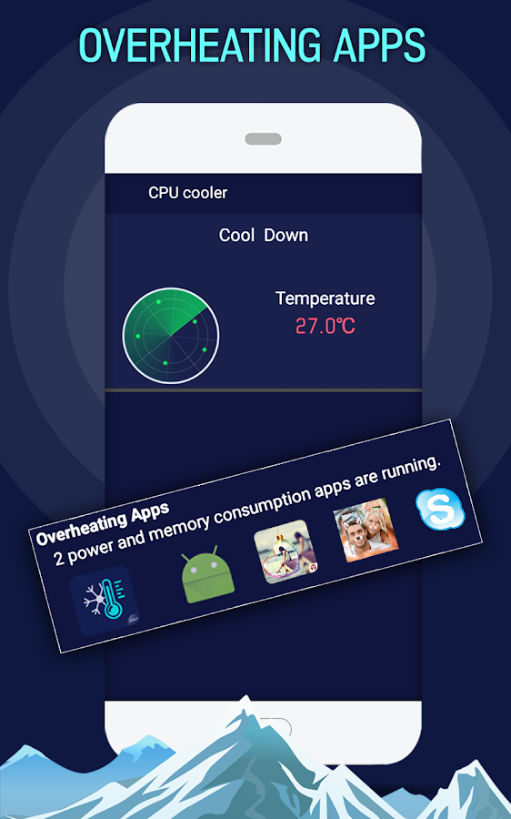 Cpu Cooler Heat Reducer- screenshot