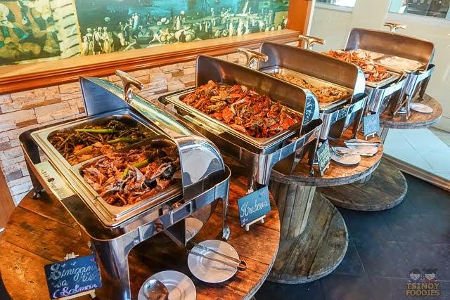 krabous buffet