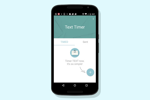 Text Timer - SMS On Your Time