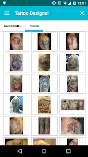 Tattoo Designs!- screenshot thumbnail