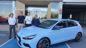 El equipo humano de Hyundai Almerialva es uno de sus puntos fuertes.