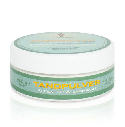 Tandpulver, Ph-balans