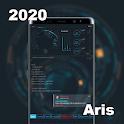 Sci-Fi Launcher -- Aris Hacker Theme icon