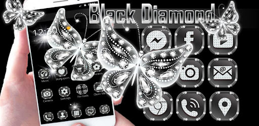 Diamond Glitter Theme for PC