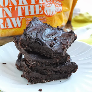 Frosted Chocolate Brownies.