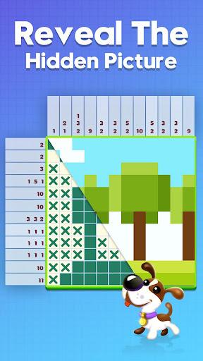 Nonogram Puzzles - Jigsaw Cross androidhappy screenshots 2