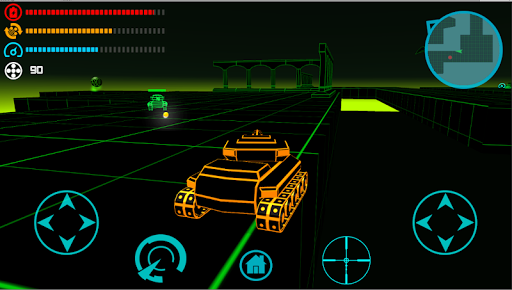 Tank Tron 1.1 screenshots 4