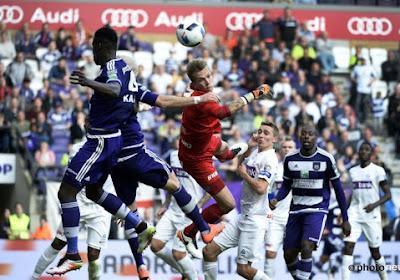 Anderlecht: Trois absents face à Zulte ?