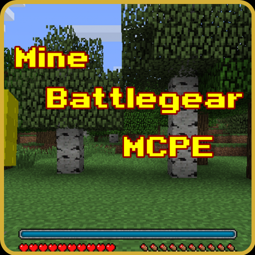 Mine Battlegear MCPE Guide
