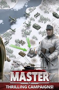 1941 Frozen Front – a WW2 Strategy War Game Apk Download For Android and Iphone 3