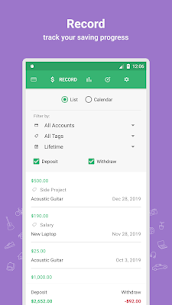 Thriv – Savings Goal MOD (Premium) 5