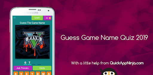 Guess The Game Quiz 2019 .APK Preview 0