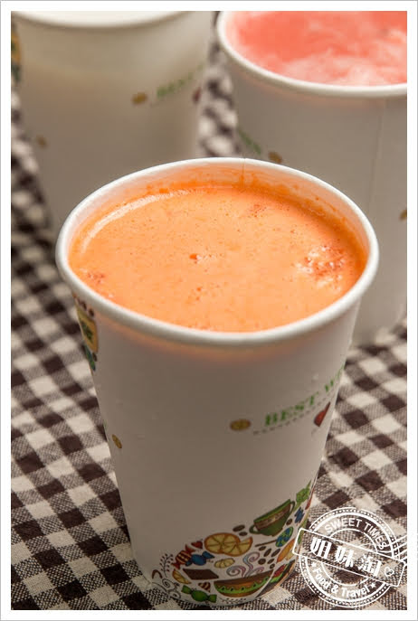 婆婆冰旗艦店紅蘿蔔汁