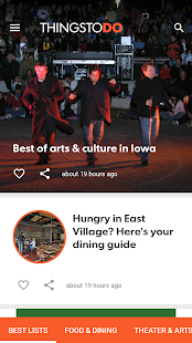 Things To Do Des Moines- screenshot thumbnail