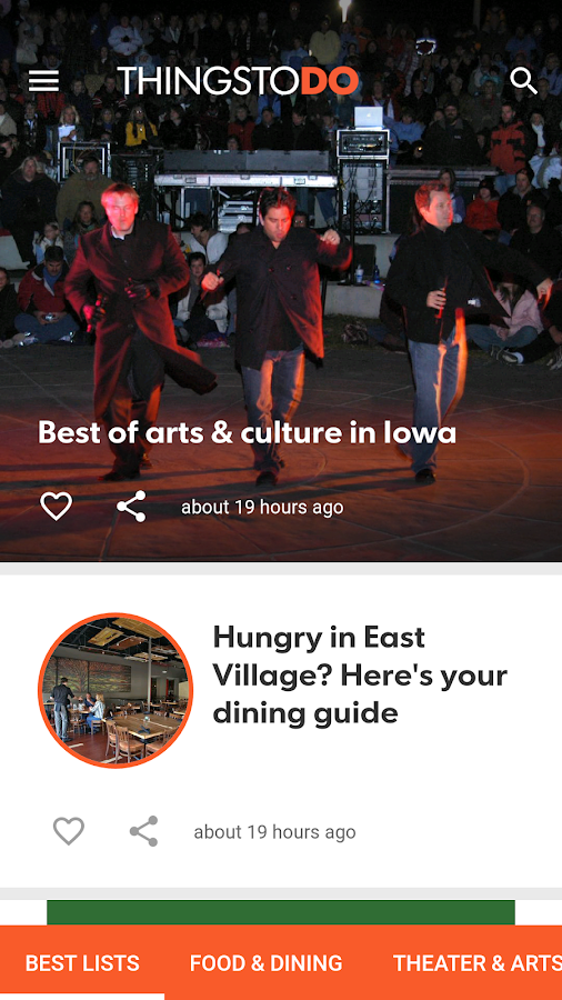 Things To Do Des Moines- screenshot