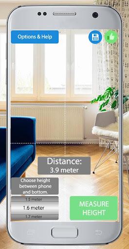 Distance Laser Meter Simulator 2.6.8 screenshots 7