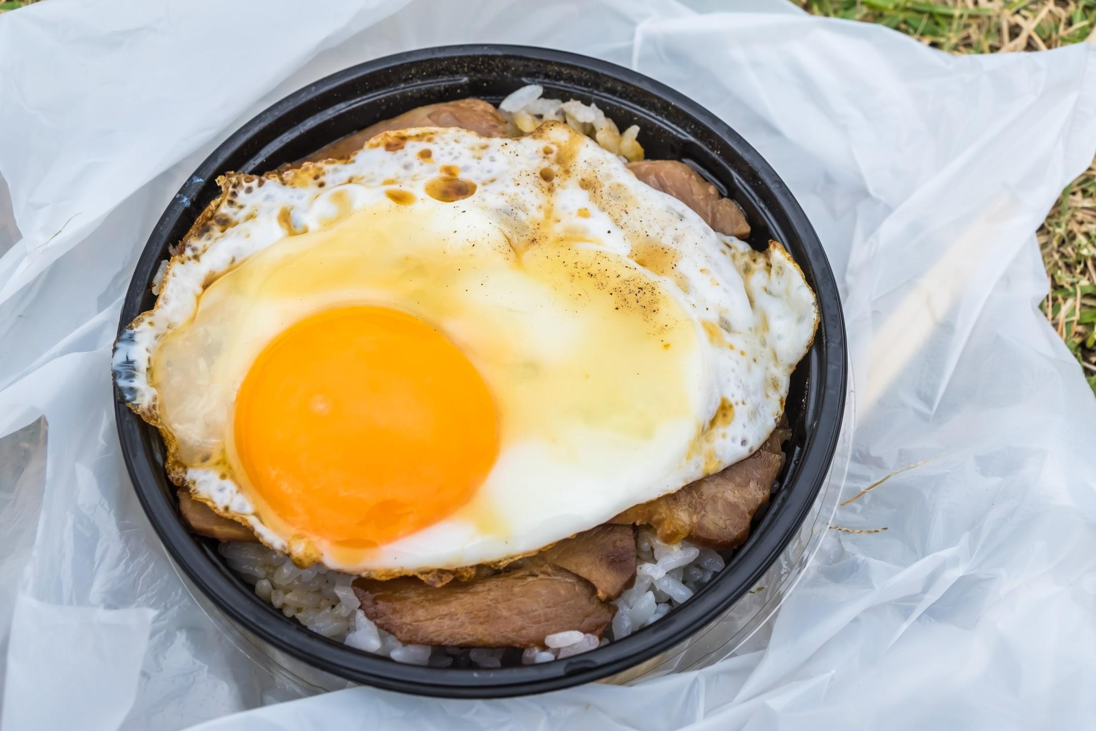 今治 焼豚玉子飯2