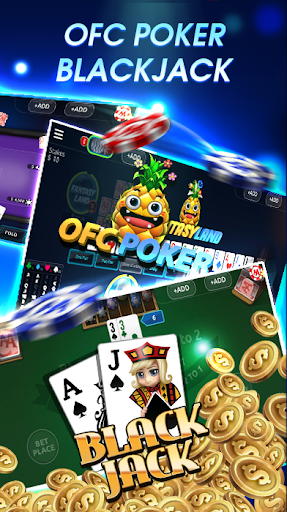 AA Poker - Holdem, Omaha, Blackjack, OFC 2.0.36 screenshots 5