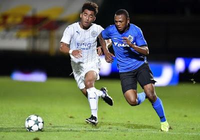 Bruges fait signer un jeune attaquant talentueux