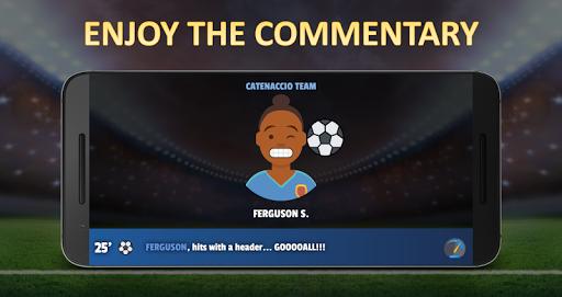 Catenaccio Football Manager screenshots 12