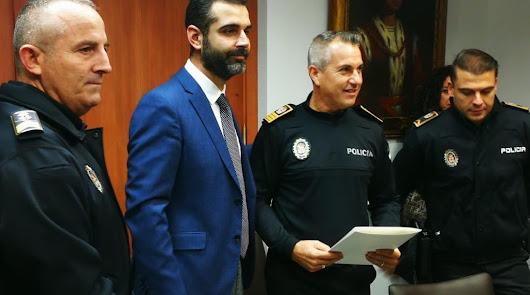 La Policía Local de Almería 'ficha' a José César, Inspector Jefe de Níjar