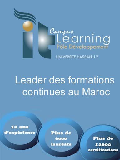 IT Learning Campus FST Settat