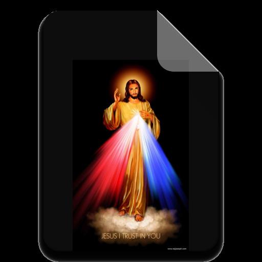 Divine Mercy Caplet