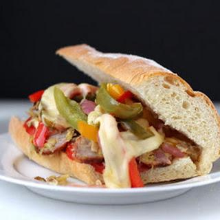 Gold Medal Brat Sandwich