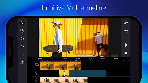 PowerDirector - Video Editor App, Best Video Maker 7.2.0 Screenshots 8