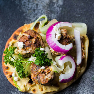Lamb Mince Pita Recipes