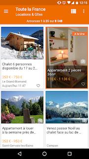 leboncoin, petites annonces screenshot 02