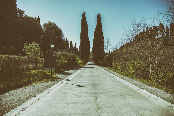 paesaggi Toscani di GazzolaFrancesco