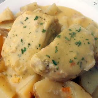 Slow Cooker Pork Chops Potatoes Recipes.