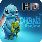 Lilo and Stitch Wallpaper cartoon icon