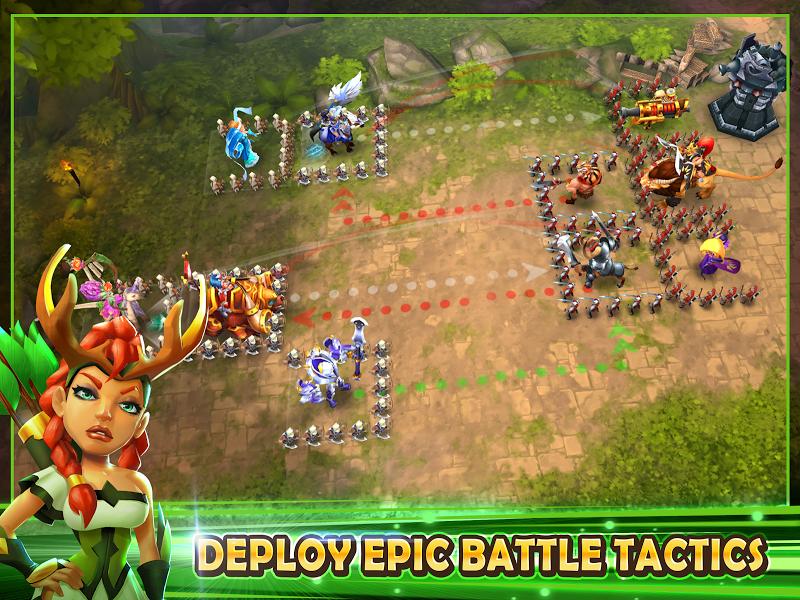 Wartide: Heroes of Atlantis Screenshot 10